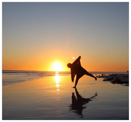 Absolutes Sonnenkind! Wenn ich die Sonne auf meiner Haut spüre und das Rauschen des Meeres höre, bin ich einfach mega glücklich.