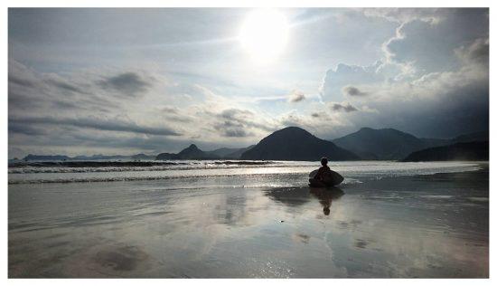 Meer und Berge, ein Traum. :)