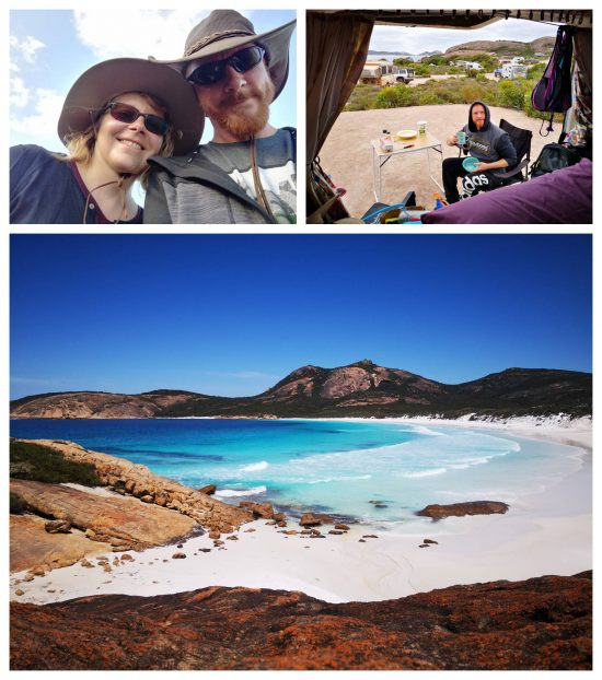 Aussie time... Australien ist meine zweite Heimat. Ich verbrachte gute 1,5 Jahre dort. Die Natur und  die Strände sind so wunderschön. Campen an solch einem Spot, es gibt nicht viel schöneres auf der Welt.   Wenn ihr mehr über meine Reisen lesen möchtet, schaut mal rein:  www.fuesseimsand.de